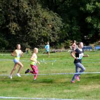 Přespolní běh družstev - okresní kolo